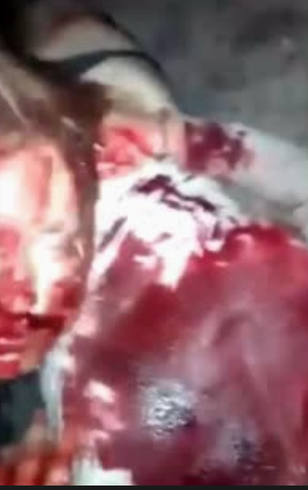UPDATED! MOROCCO: Graphic Video has emerged of one of the