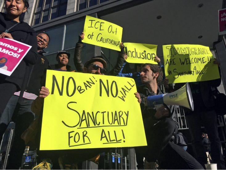 CALIFORNIA: Pro-Illegal immigration backlash against