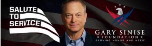 GARY SINISE FOUNDATION: Honoring the Fallen & Their Families