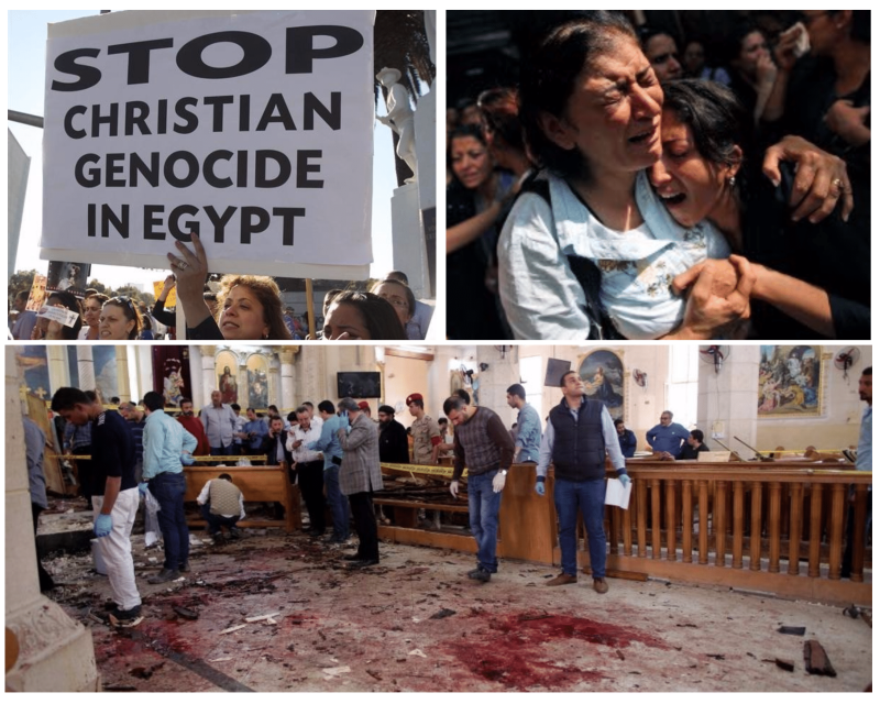 Slaughter, Persecution, and Discrimination against