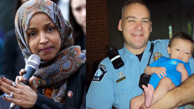 Radical Congressmuslim Ilhan Omar (D-MN) faces tough 2020