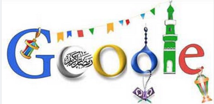 GOOGLE SNUBS EASTER AGAIN, while it never fails to recognize the Islamic holiday of Ramadan